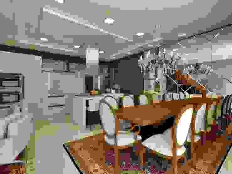 by Jéssica Bett e Fernando Rebelo | Design de interiores Classic