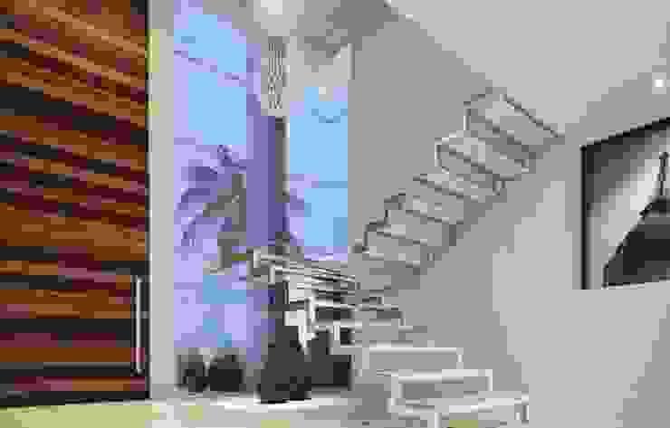 di Camila Pimenta | Arquitetura + Interiores Minimalista