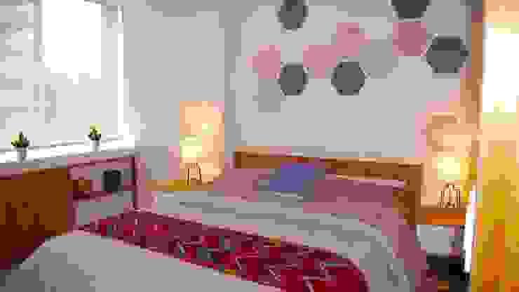 Bedroom by Franko & Co., Modern