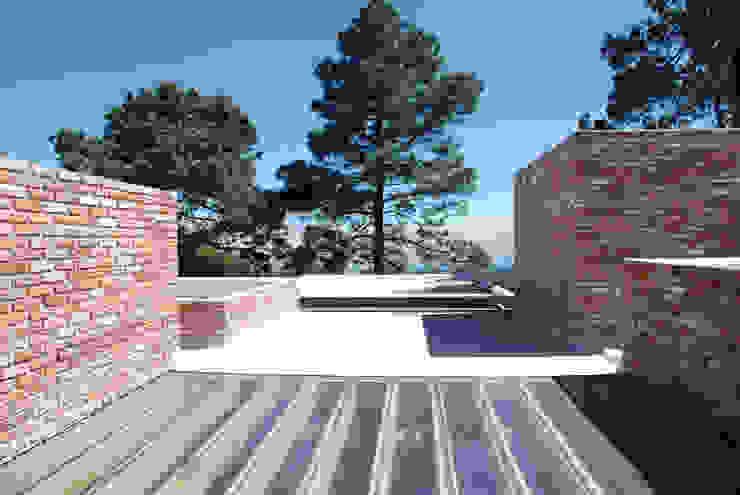 by AWA arquitectos Minimalist Bricks