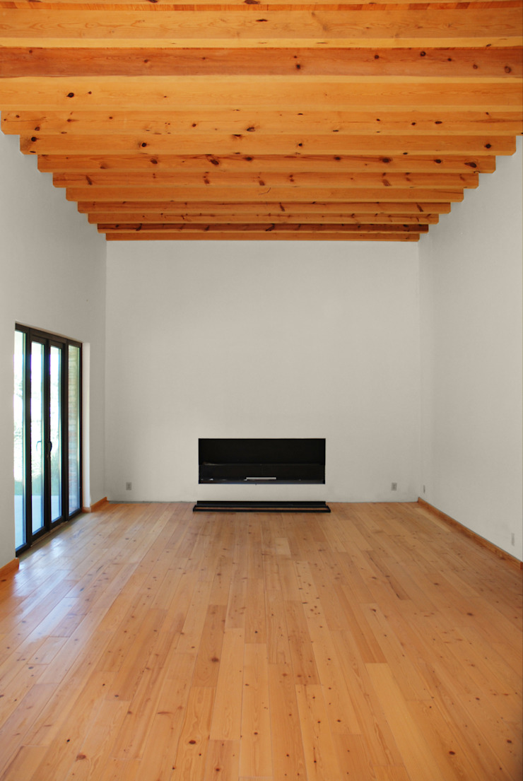 by AWA arquitectos Scandinavian Wood Wood effect