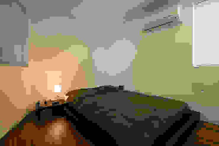 株式会社 ギルド・デザイン一級建築士事務所 Modern Bedroom