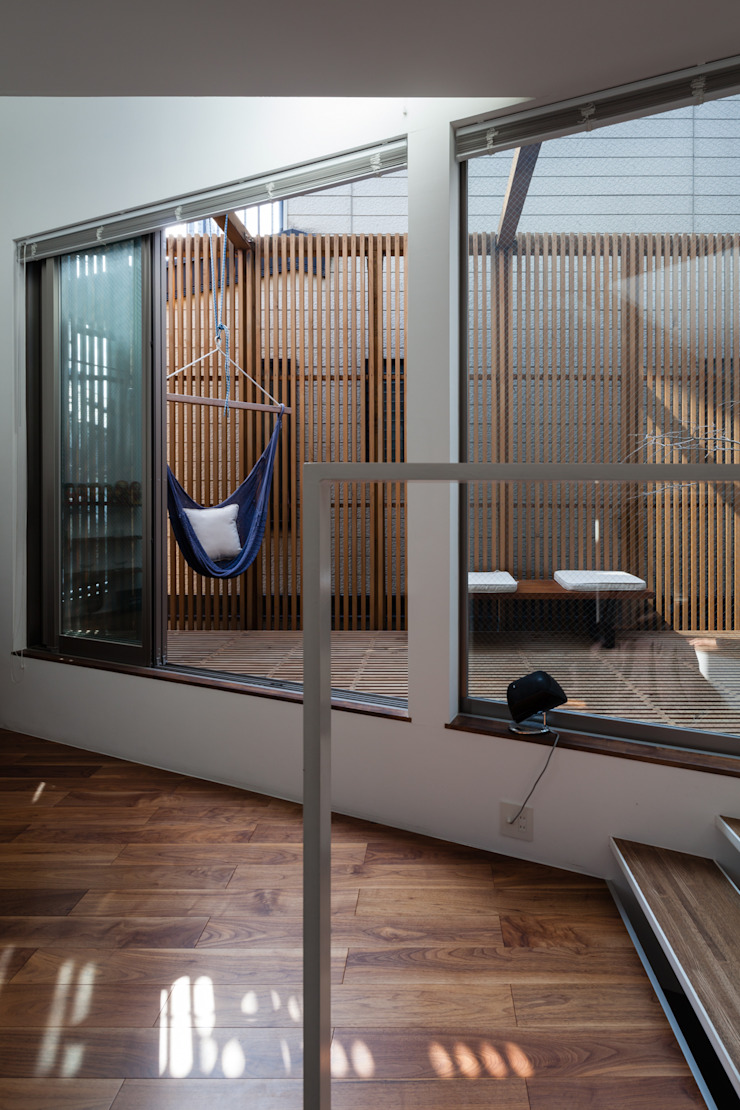 株式会社 ギルド・デザイン一級建築士事務所 Modern Terrace