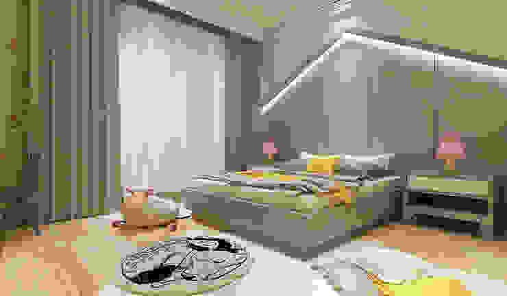 Modern nursery/kids room by Lighthouse Architect Indonesia Modern