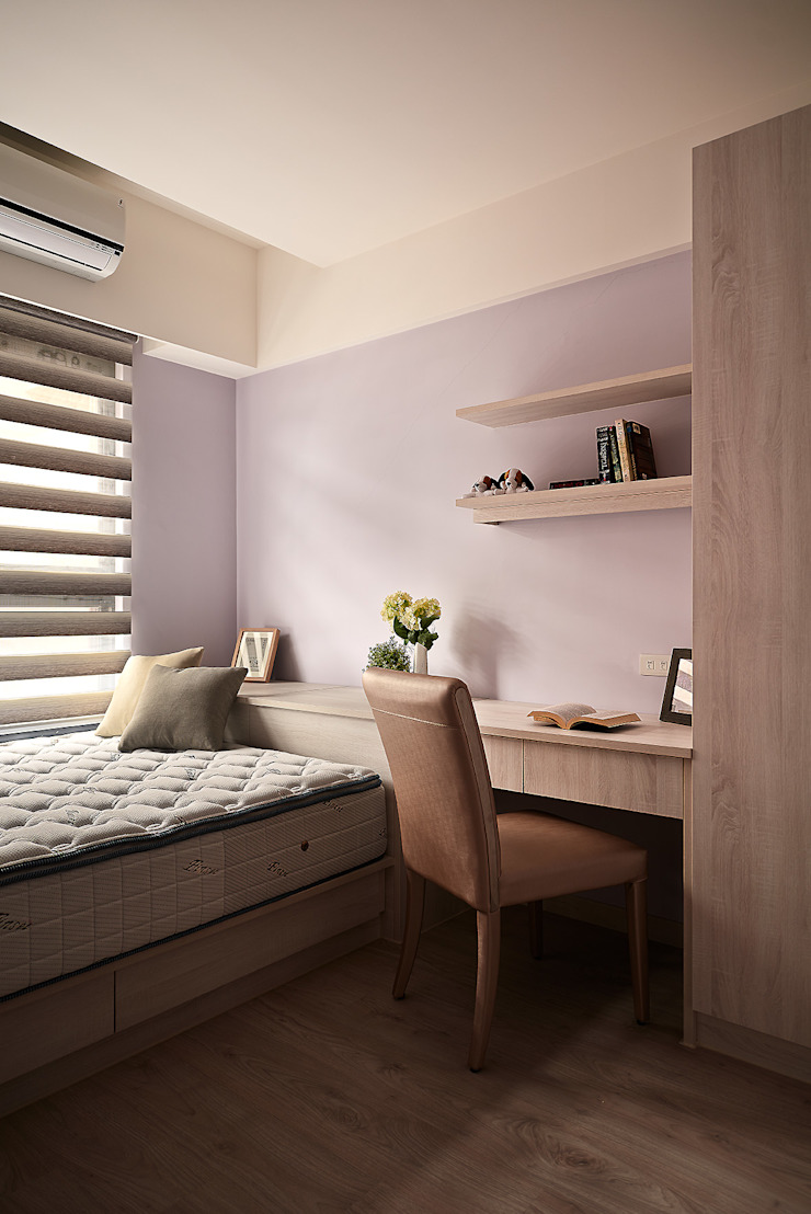 現代與古典 完美碰撞   38坪收納機能宅   芸匠室內設計 Artisan Design 根據 芸匠室內裝修設計有限公司 古典風