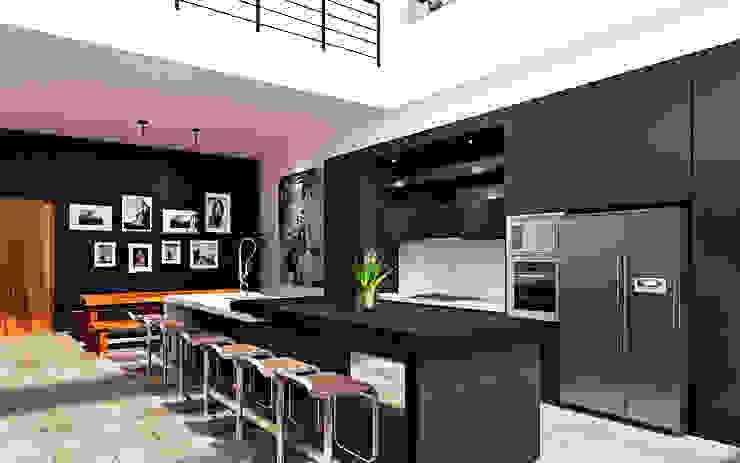 F House, Pematangsiantar City Dapur Modern Oleh Lighthouse Architect Indonesia Modern