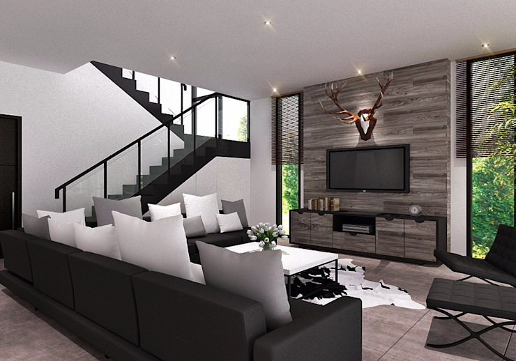 by Lighthouse Architect Indonesia Modern