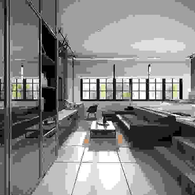 Master Room Kamar Tidur Modern Oleh Lighthouse Architect Indonesia Modern
