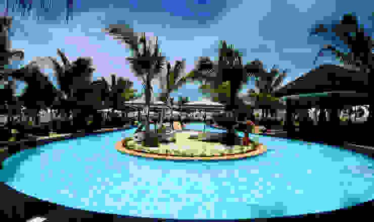 필리핀 이슬라 리조트 모던 스타일 호텔 by 월드돔 하우스 모던