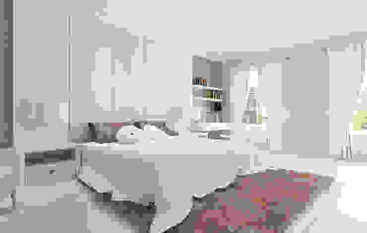Master Room Concept Kamar Tidur Modern Oleh Lighthouse Architect Indonesia Modern