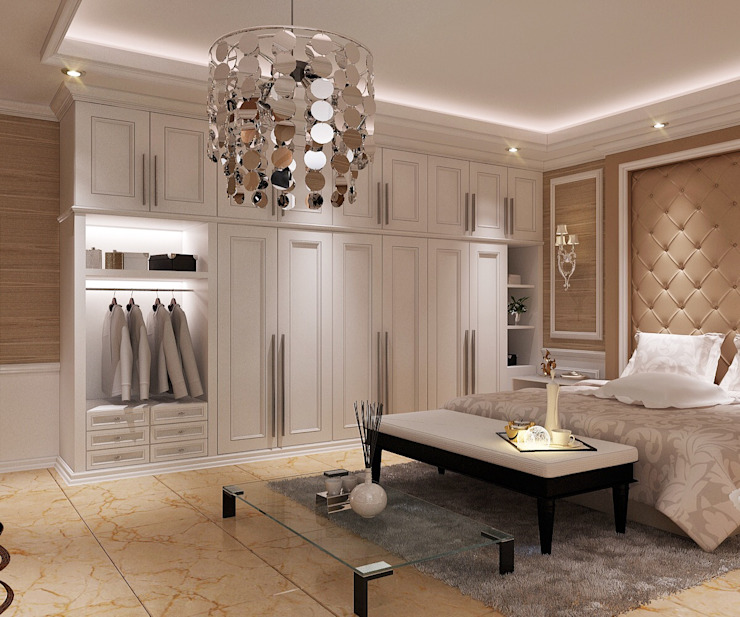 Classic style bedroom by Lighthouse Architect Indonesia Classic