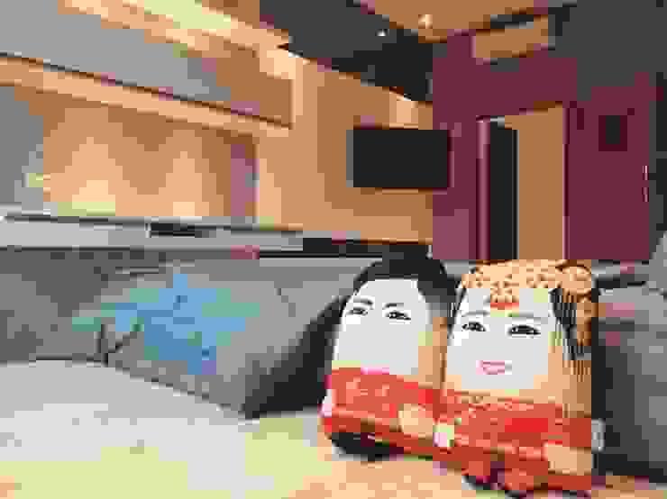 D House, Simpang Empat. Pematangsiantar City Kamar Tidur Minimalis Oleh Lighthouse Architect Indonesia Minimalis