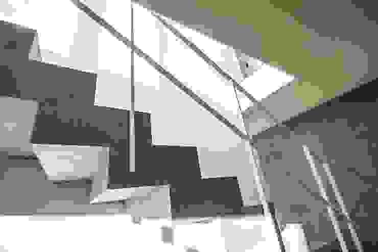 Escadas  por Fiedler + Partner, Minimalista Betão
