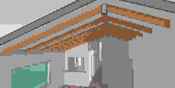 Render de casa rural - Arquitectos en Coyhaique Rural
