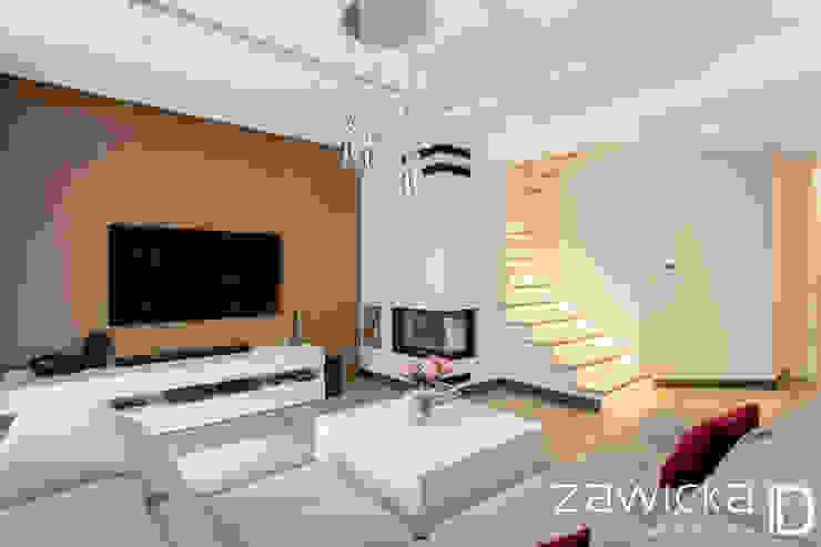by ZAWICKA-ID Projektowanie wnętrz Modern