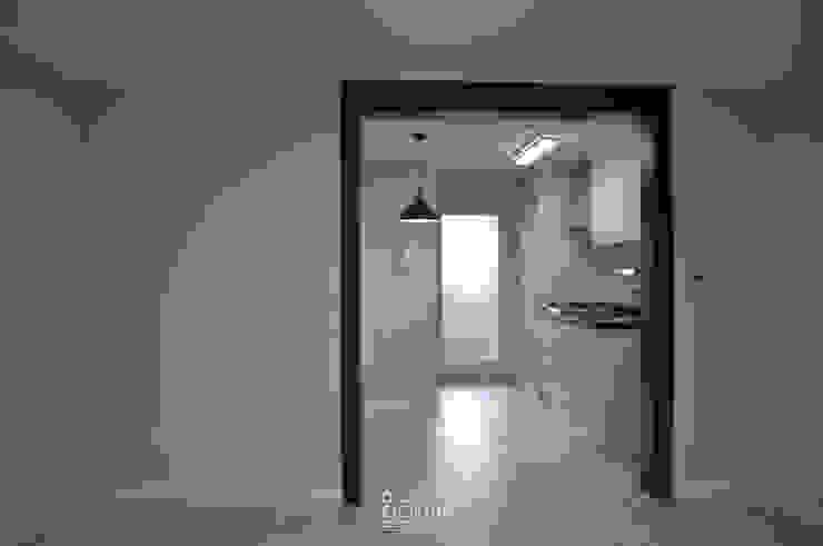 부천 모던하우스 모던스타일 거실 by 디자인고은 모던 MDF