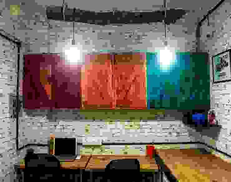 Dezinebox: minimalist tarz , Minimalist Ahşap Ahşap rengi
