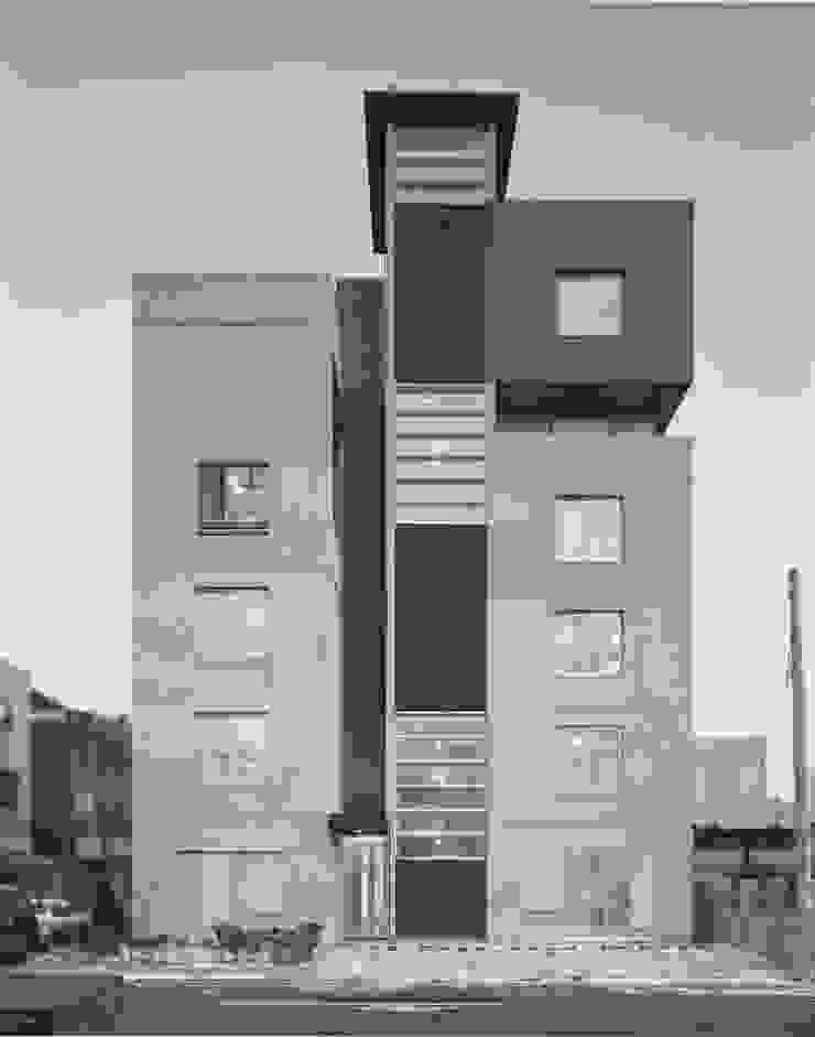 Y.I빌딩 모던스타일 주택 by 오종상 건축사 모던