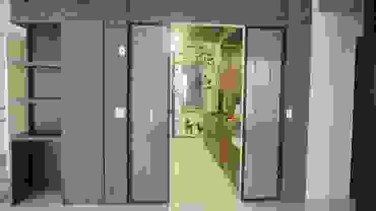 廚房 現代廚房設計點子、靈感&圖片 根據 homify 現代風