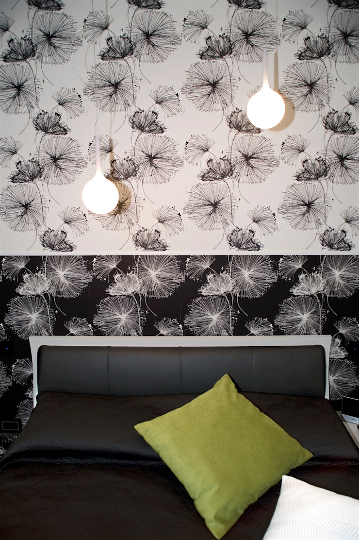 Eclectic style bedroom by Pamela Tranquilli Interior Designer Eclectic