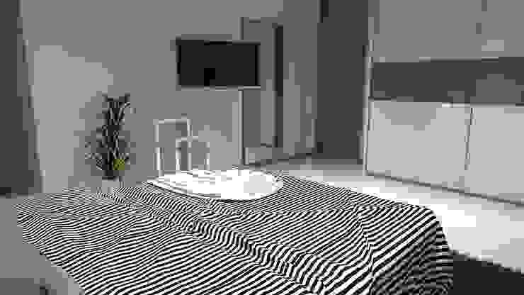 modern  by MJF Interiores Ldª, Modern