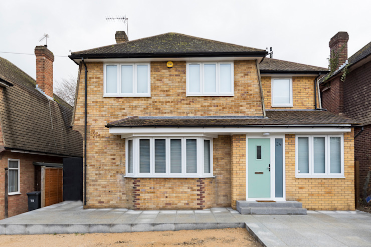 Croydon Whole House Renovation by Model Projects Ltd Сучасний