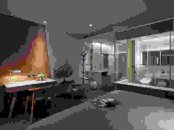 森之旅店 根據 沐光植境設計事業 日式風、東方風