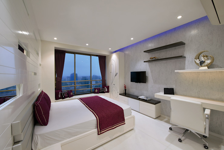 Parent's Bedroom - Picture 1 Modern style bedroom by homify Modern