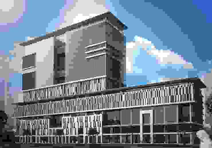 Almurjan Hospital—Jeddah, KSA by SPACES Architects Planners Engineers Modern