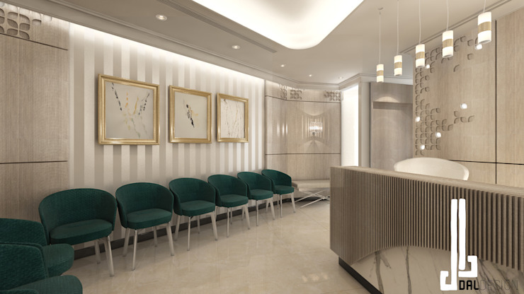 Private clinic by dal design office Modern