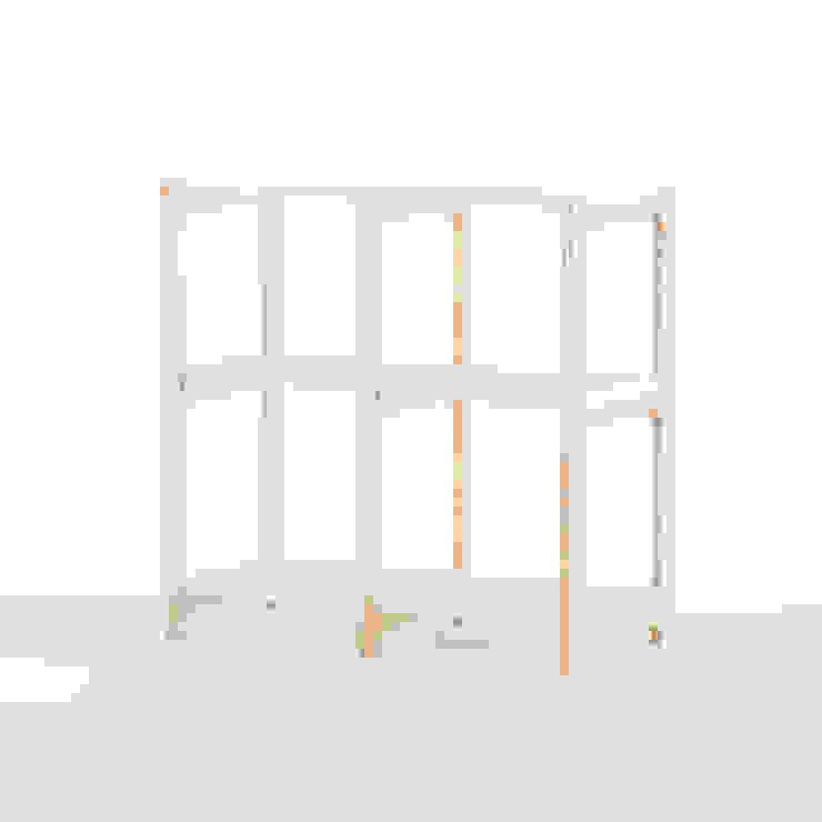 走走置物架: 現代  by GOOZOO DESIGN LTD., 現代風