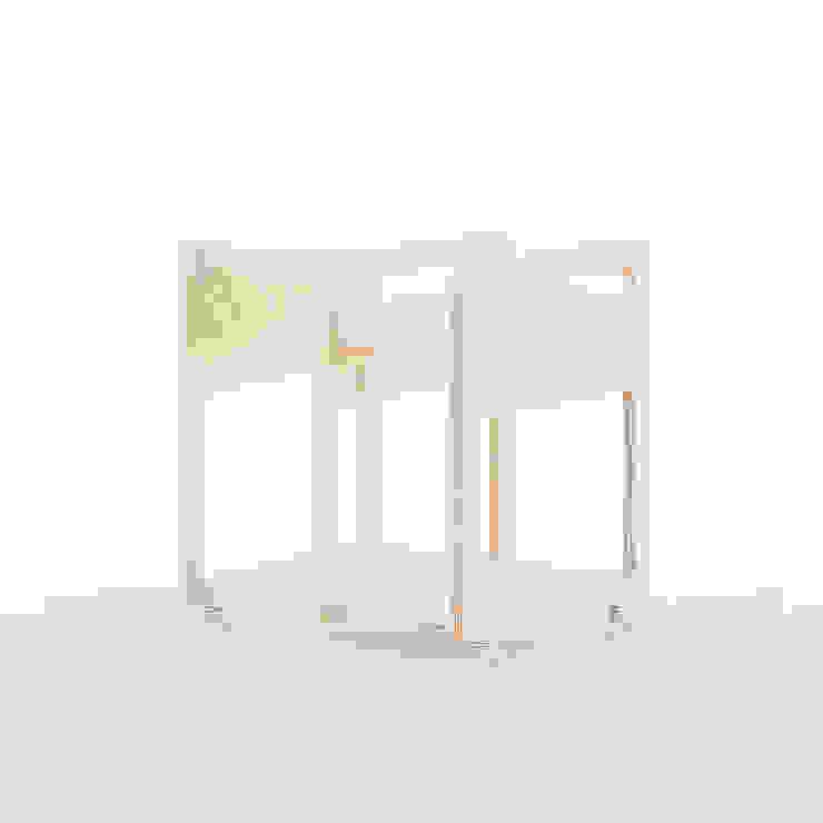走走移動邊架: 現代  by GOOZOO DESIGN LTD., 現代風