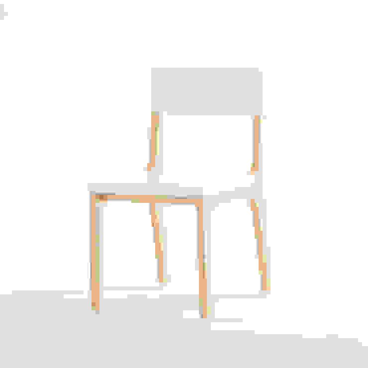 走走單人椅: 現代  by GOOZOO DESIGN LTD., 現代風