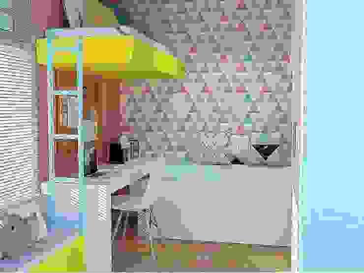 ทันสมัย  โดย Kassia Rosa Designer de Interiores, โมเดิร์น แผ่น MDF