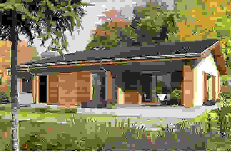 Descripción del proyecto Bob G1 de FHS Casas Prefabricadas Moderno Aluminio/Cinc