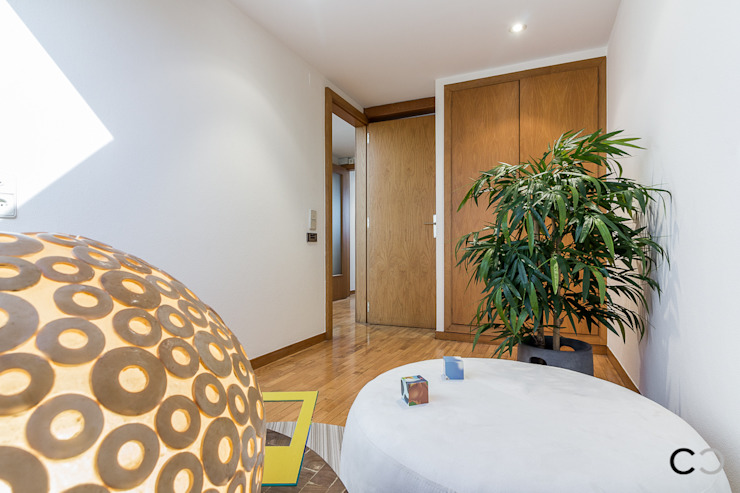 CCVO Design and Staging ห้องนอนเด็ก White