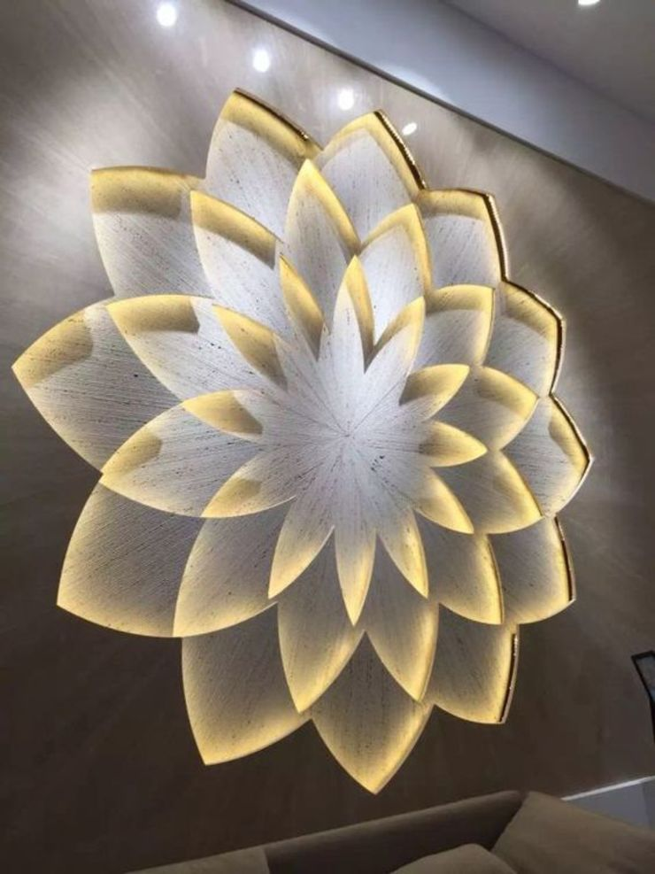 MDF Flower Design by RID GROUP