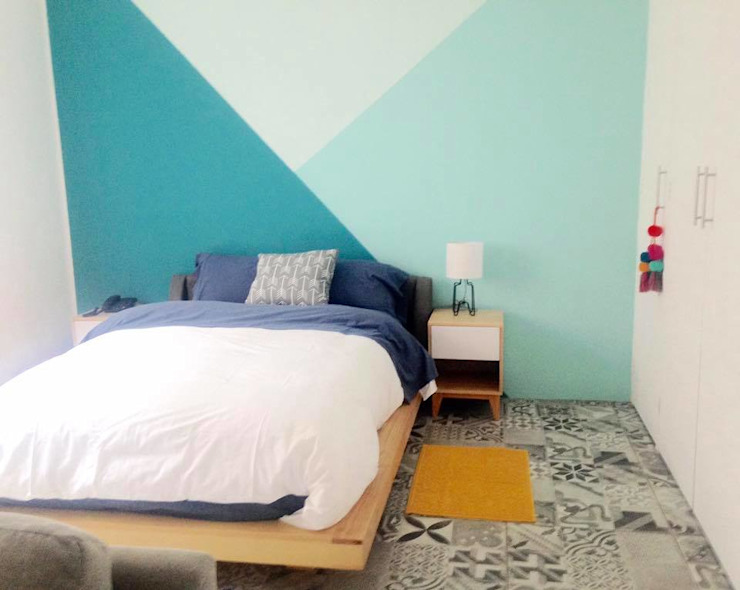 Franko & Co. Modern Bedroom