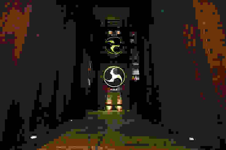 日式料理-商業空間 根據 天埕設計 工業風 大理石