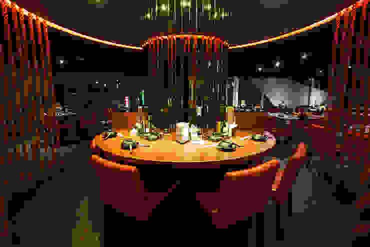 日式料理-商業空間 根據 天埕設計 工業風 木頭 Wood effect
