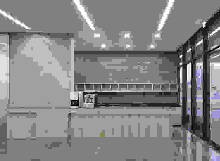 도안예배당 모던 스타일 컨퍼런스 센터 by 오종상 건축사 모던