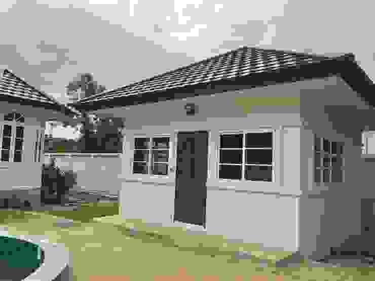 บ้านคุณหนิง +ประตูบานเฟี้ยม โดย บีบี.ทีเคเทรดดิ้ง จำกัด