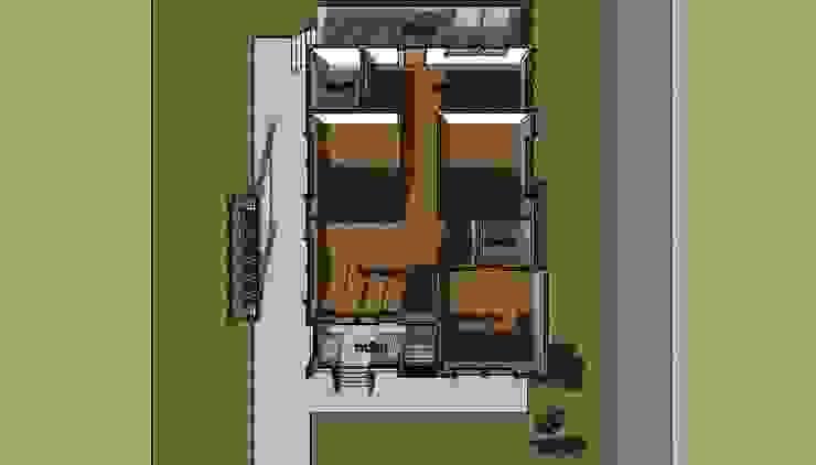 บ้านส้อง สุราษฎร์ธานี โดย Matching IDAE Designs