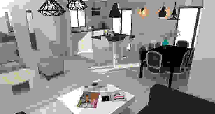 Rénovation à Houilles. Amandine Leblanc