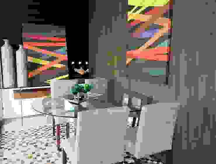 Sgabello Interiores Dining roomChairs & benches Flax/Linen Grey
