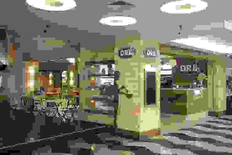 Restaurante D.R.I. por Maria Claudia Faro