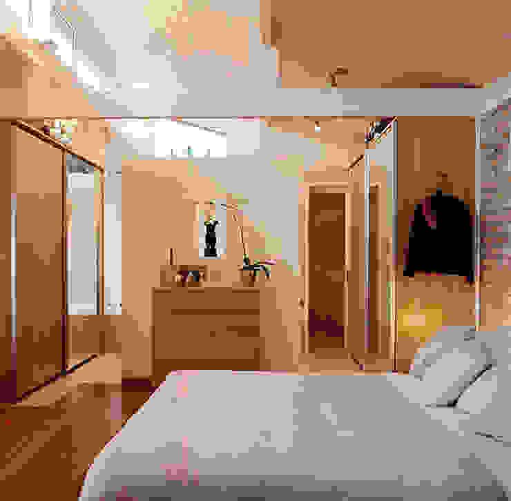 Rustic style bedroom by Maria Claudia Faro Rustic