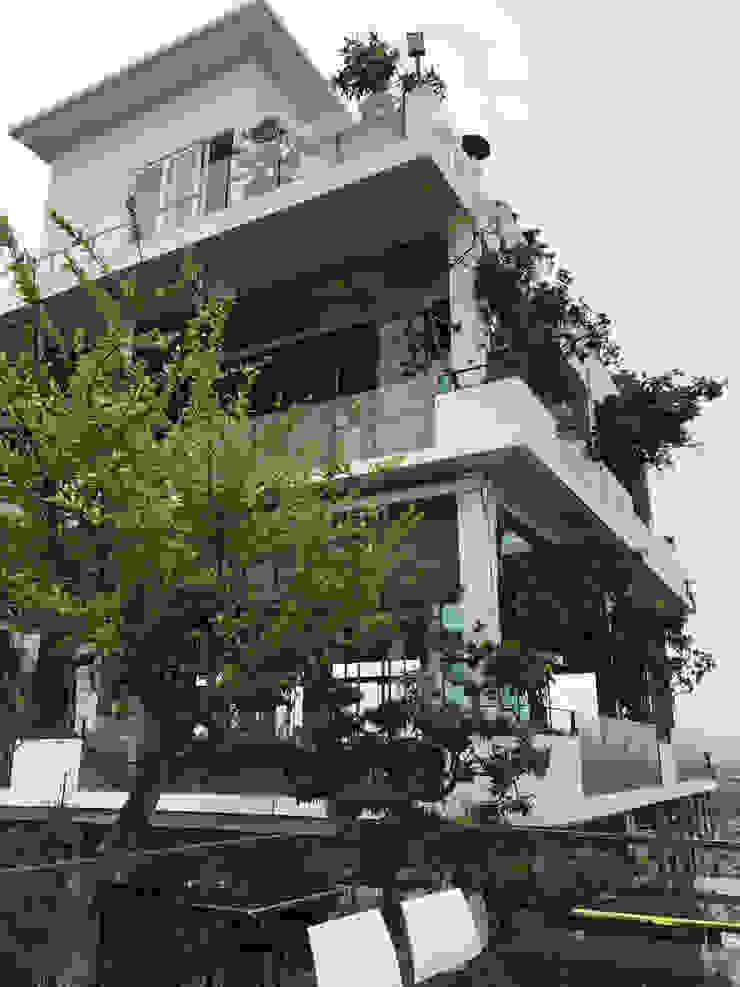 Nhà hàng 6 Degree: hiện đại  by TNHH XDNT&TM Hoàng Lâm, Hiện đại