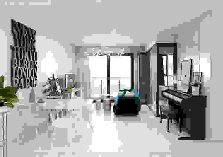 Project: HO17102 Apartment/ Bel Decor bởi Bel Decor