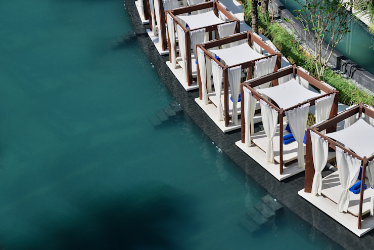 Dream Hotel & Spa Modern hotels by Original Vision Modern